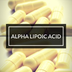 ALPHA LIPOIC ACID - THIOCTIC ACID