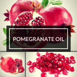 POMEGRANATE SEED OIL - OMEGA 5 FATTY ACID - PUNICIC ACID