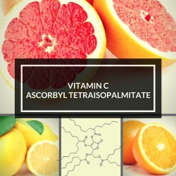 ASCORBYL TETRAISOPALMITATE - Vitamin C Derivative