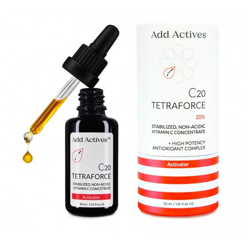 Add Actives - C20 TETRAFORCE ACTIVATOR, 30 ml